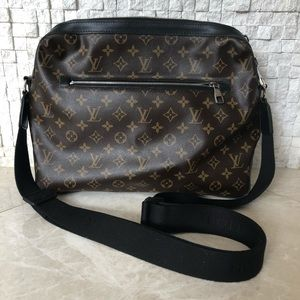 Louis Vuitton Monogram Macassar Torres PM Bag